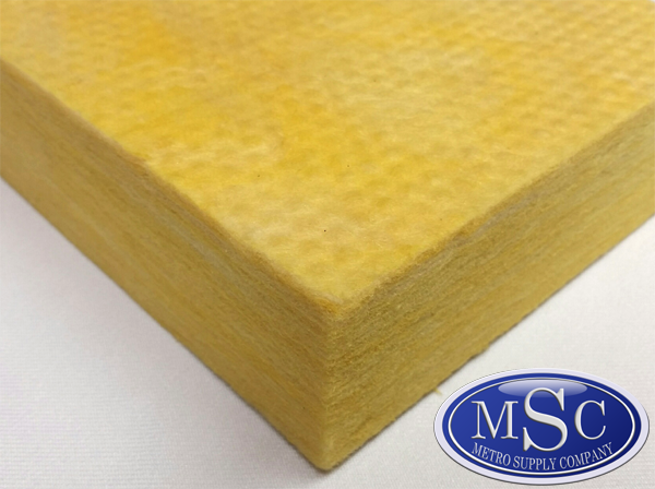 Acoustic Fiberglass Boards