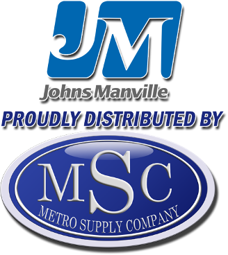 Johns Manville Proudly Distributed