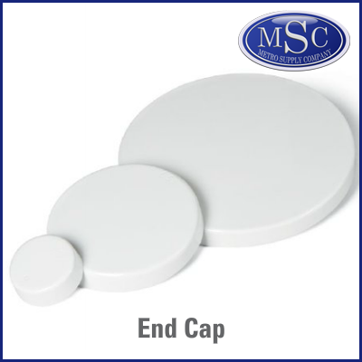 Zeston PVC End Caps