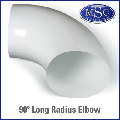 Zeston 90º Long Radius Elbow Cover