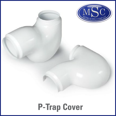 Zeston P-Trap Sink Cover