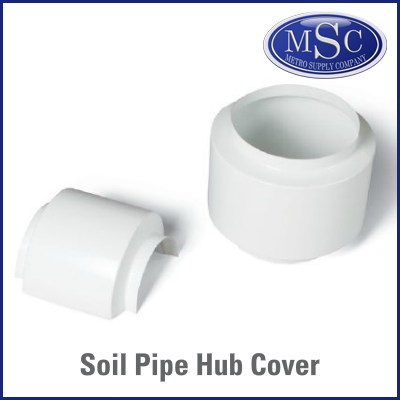 Zeston Soil Pipe Hub Cover
