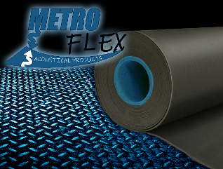 MetroFlex Mass Loaded Vinyl Barrier