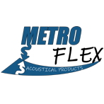 MetroFlex Acoustical Products Logo