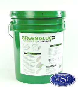Green Glue Pail