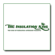 The Insulation King Logo
