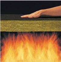 Roxul afb acoustical fire batt insulation safe 39 n 39 sound for Fire resistant fiberglass insulation