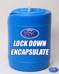 Msc Lock Down Encapsulate